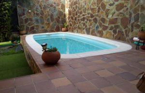 Construcción de piscina Marina