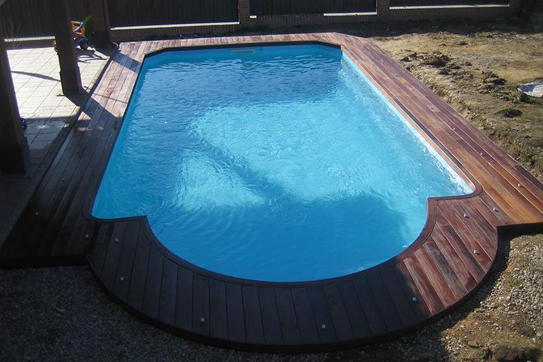 La apariencia para tu piscina