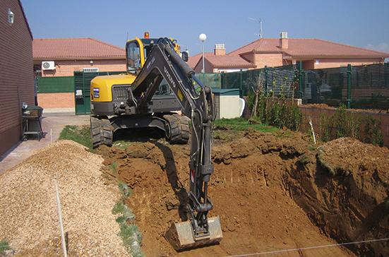 Empresa de construcción de piscinas Madrid
