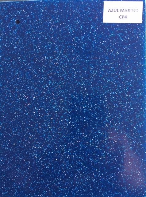 Piscinas azul marino