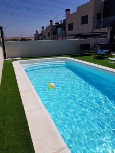 Instalar piscina Lanzarote
