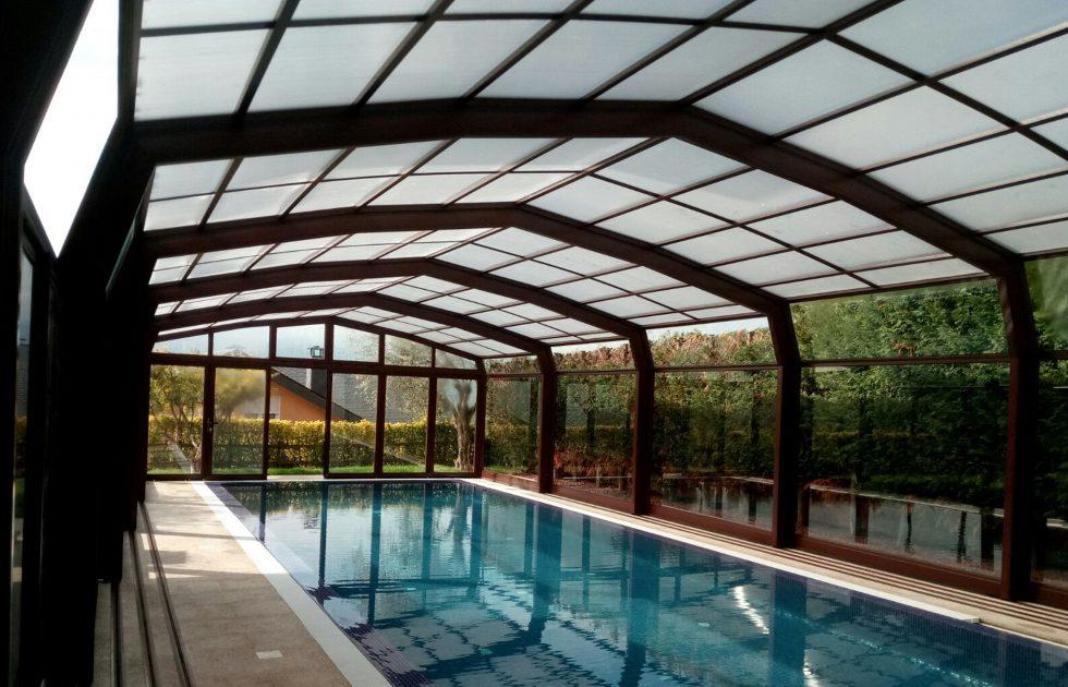 Cubierta para piscina confort Madrid